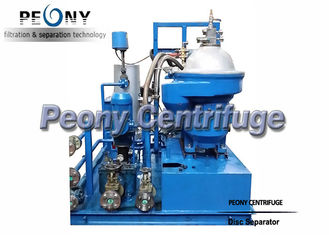 Chiny Oil Treatment System Disc Stack Centrifuge with Skid for Land Power Plant dostawca