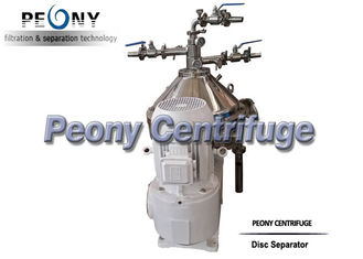 Chiny High Performance Fast Speed 3 Phase Centrifuge For Virgin Coconut Oil dostawca