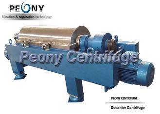 Chiny Horizontal Continuous Decanting Centrifuge Separator With Solid Control Systerm dostawca