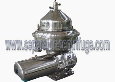 Chiny Model PDSM Separator - Centrifuge Automatic Dairy Milk Continuous Centrifuge dostawca