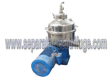 Chiny 20000 L / H High Speed Disc Stack Centrifuges Milk Disc Separator with PLC Controller dostawca
