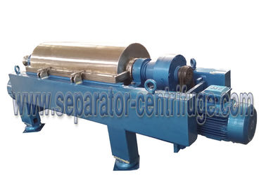 Chiny Strong Power Decanter Centrifuges Continuous Centrifuge For Waste Water Plant dostawca