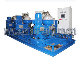 Chiny Automatic Continuous Power Plant Equipments HFO Centrifuge Separator dostawca