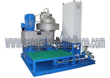 Chiny Disc Stack Large Capacity Centrifugal Separator For Waste Oils dostawca