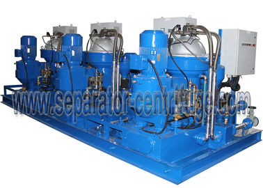 Chiny HFO Booster And Treatment Skids Power Plant Equipments 1~20mw dostawca