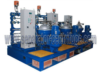 Chiny Industrial  Disc Stack Separator Centrifuge Module For Fuel Oil and Land Power Station dostawca