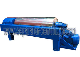 Chiny Sewage Treatment Decanter Centrifuges Sludge Thickening and Dewatering Centrifuge dostawca