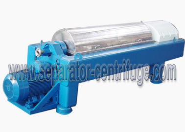 Chiny Industrial Centrisys Sludge Dewatering Centrifuge Multi Function dostawca