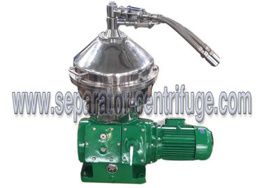 Chiny Fish Meal / Fish Oil Separation Centrifugal Coalescing Oil Water Separator dostawca
