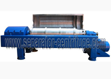 Chiny LW450 Wastewater Treatment Plant Equipment , Dewatering System Steel Mill Sludge dostawca