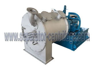 Chiny Two Stage Horizontal Continuous Pusher Centrifuge For Snow Salt dostawca