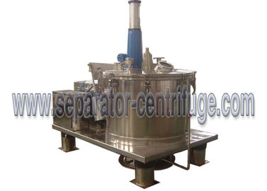 Chiny Model PPSBD Scraper Discharge Automatic Basket Industrial Centrifuge Bottom Discharge dostawca