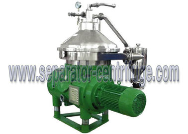Chiny High Performance Disc Stack Centrifuges For Glycerin Separation, Methanol Separation dostawca