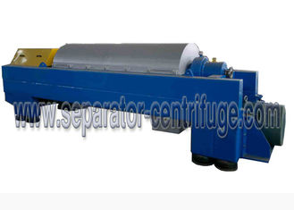 Chiny High Efficiency Solid Separation Decanter Centrifuges With PLC Control dostawca