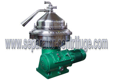 Chiny Disc Nozzle Automatic Food Centrifuge for Palm Oil Extraction dostawca