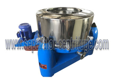 Chiny High performance top discharge solid bowl basket centrifuge with skimmer dostawca