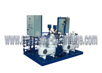 Chiny Diesel Oil Treatment Skid Power Plant Equipments 1 Megawatt Power Plant For Generating Station dostawca