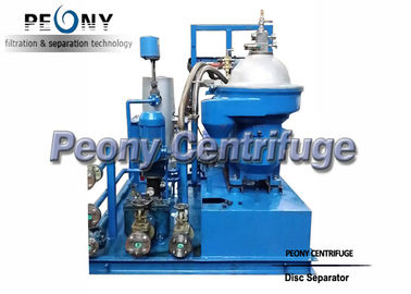 Chiny Disc Separator For Fuel Oil Handling Sysytem , Two Phase Separator dystrybutor