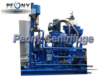 Chiny Marine Power Plant Diesel Engine Fuel Oil Handling System Disc Separator 5000 LPH dystrybutor