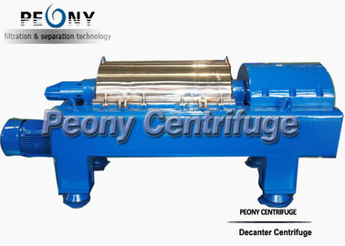 Chiny Waste Water Decanter Centrifuges For Steel Factory Sludge Dewatering dystrybutor