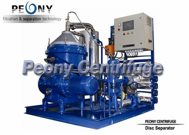 Chiny Self Cleaning Fuel Handling Systems / 3 Phase Industrial Centrifuge dystrybutor