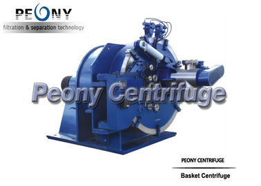 Chiny 2 Phase Food Starch Separator , Dewatering Scraper Centrifuge dystrybutor