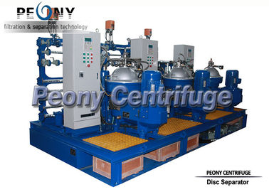Chiny 1 Megawatt HFO Power Plants Oil Feeder and Marine Oil Treatment System dystrybutor