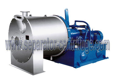 Chiny Automatic Continuous Stainless Steel Salt Centrifuge Machine for Salt Refining Plant dystrybutor
