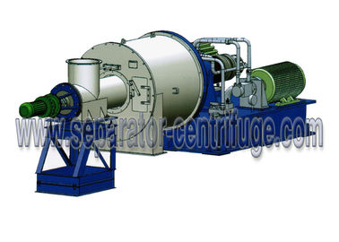 Chiny Horizontal Two Stage Pusher Centrifuge Salt Centrifuge Machine For Concentrating Salt fabryka