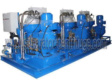 Chiny 1VS1 1VS2 1VS3 1VS4 Power Plant Equipments Complete Fuel and Lube Treatment Modules dystrybutor