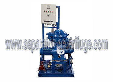 Chiny Disc Stack Large Capacity Centrifugal Waste Oil Separator Centrifuge Machinery dystrybutor