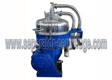 Chiny Solid Liquid Starch Industrial Separator , Nozzle Discharge Disc Centrifuge 30kW fabryka