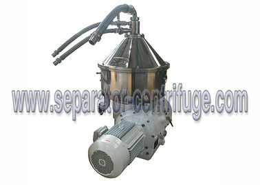 Chiny High Efficiency Skim Centrifuge 3 Phase Industrial Centrifuge Milk Cream Separator dystrybutor