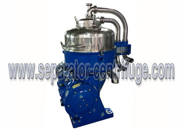Chiny Automatic 2 Phase Starch Separator with Disc Bowl for Protein and Waste Water Separation dystrybutor