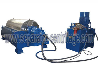 Chiny Large Volume Drilling Mud Centrifuge with Horizontal Structure dystrybutor